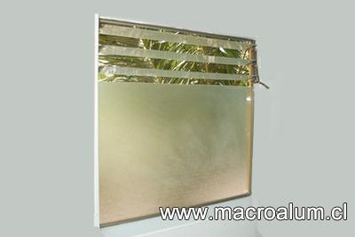 Ventanas de celosia macroalum fono 22551 7550 - Celosia de aluminio ...